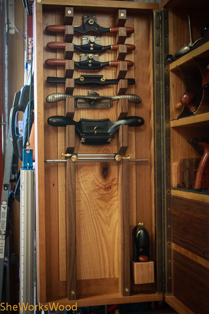Workhome Idea: Cool Cabinet makers woodworking bench