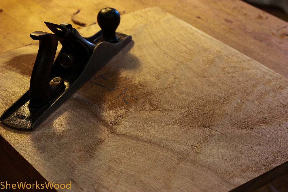 The Boat Anchor Works Pretty Well She Works Wood