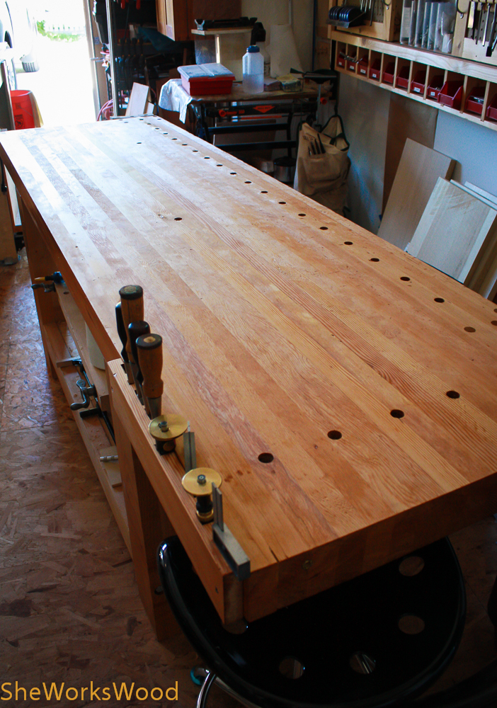 woodworking bench workbench