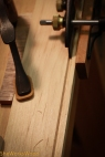 Drawer bottom groove (1 of 1)